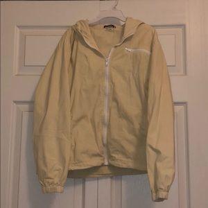 brandy yellow jacket